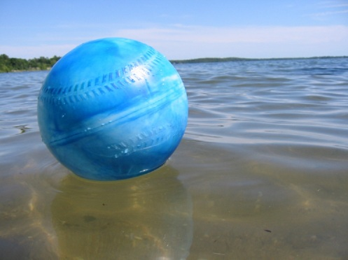 Ball In Water © Cook