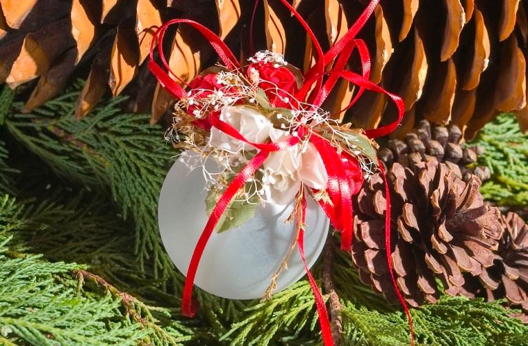 Christmas Tree Ornament Peter Weber