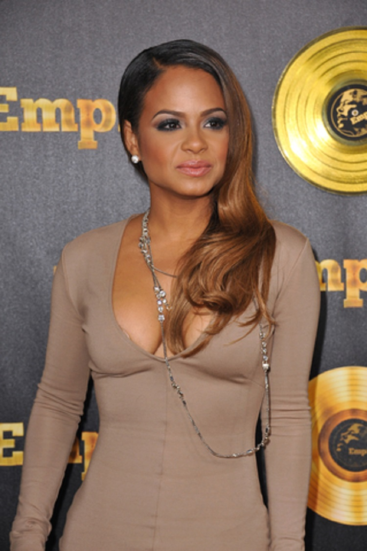 LOS ANGELES, CA - JANUARY 6, 2015 Christina Milian at the premiere of Fox's new TV series Empire at the Cinerama Dome, Hollywood. © Jaguarps  Dreamstime.com