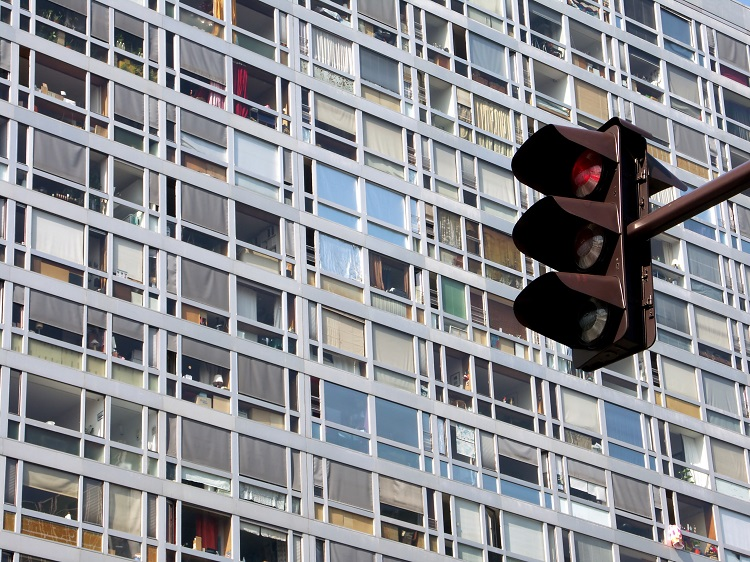 Red Light In Paris © Guilhem Grosso