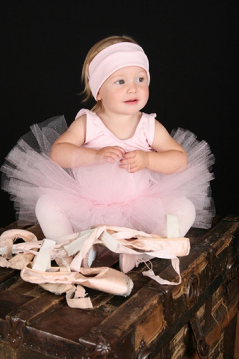 Baby Ballerina 2 - © Vanessa Van Rensburg