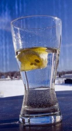 Lemon Water - Darleen Stry