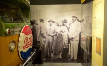 MLK Day Exhibit - Clewisleake