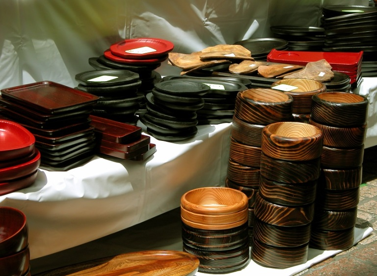 Wooden Bowls - Clutter - © Radu Razvan Gheorghe.jpg