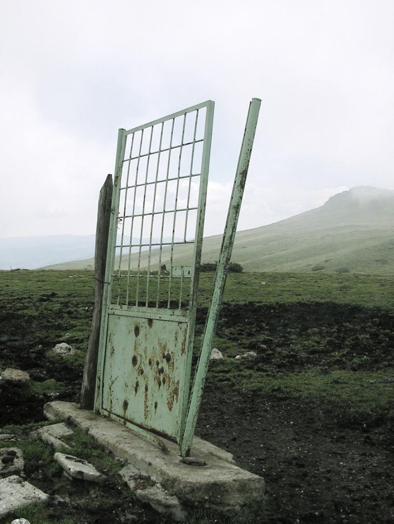 A Door To Nowhere © Ana Vasileva.jpg