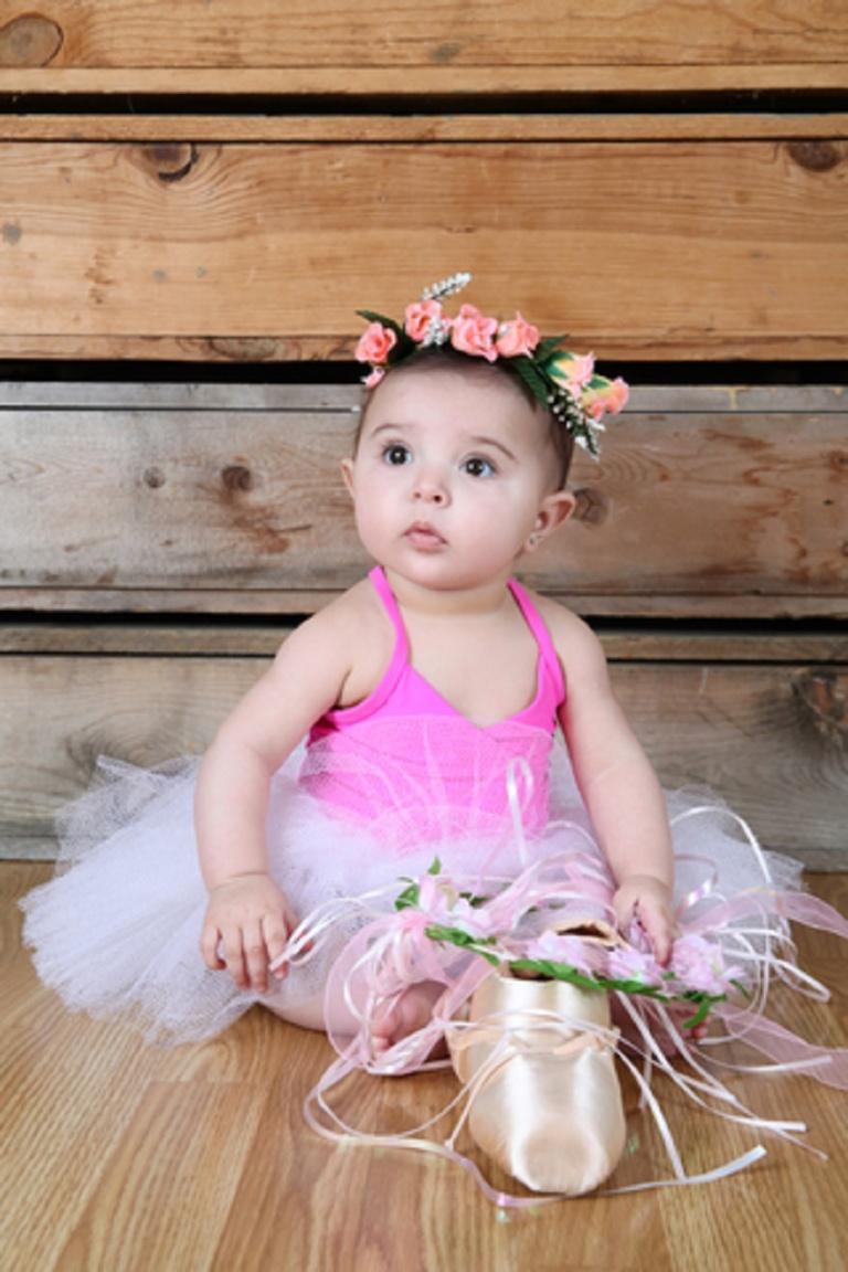 Ballerina Baby 1