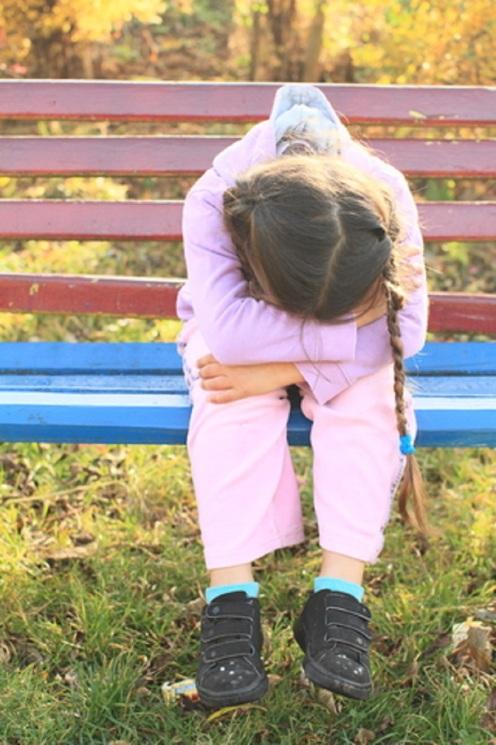 Sad Little Girl © Petr Zamecnik.jpg