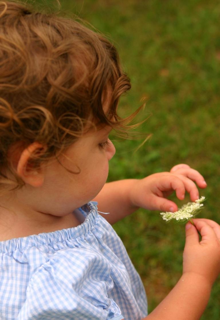 Child With Flower © Digitalphotonut
