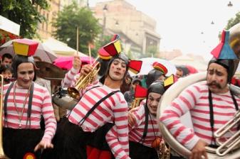 Comedians Rain Romania © Floydsphoto