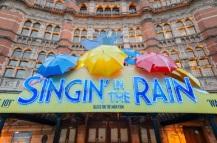 Singing In The Rain London UK © Steve Mann