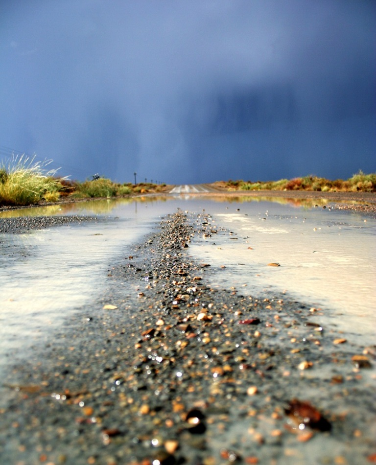 Stormy Road © Andre Klopper