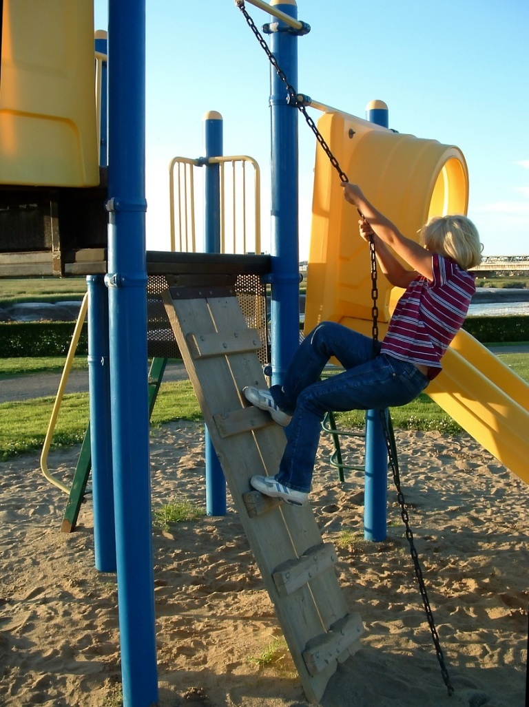The Struggle Girl Climbing © Dianne Mcfadden.jpg