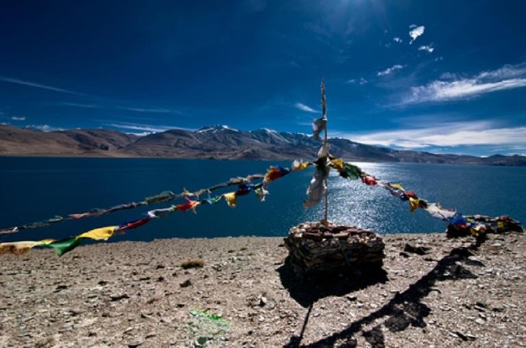 Tso Moriri Lake © Lakhesis